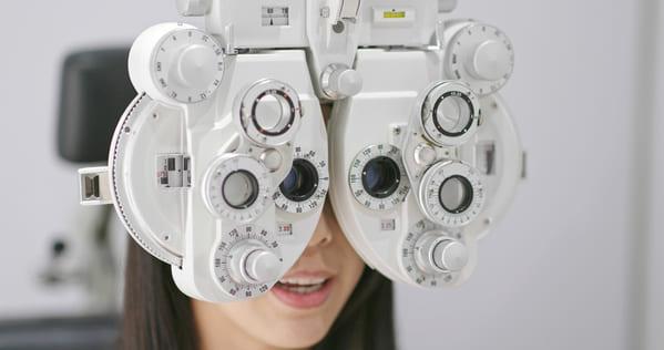 badania oczu
