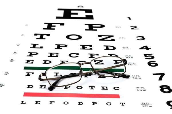 pomoce optyczne u okulisty